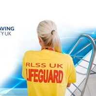 Winter lifeguard course