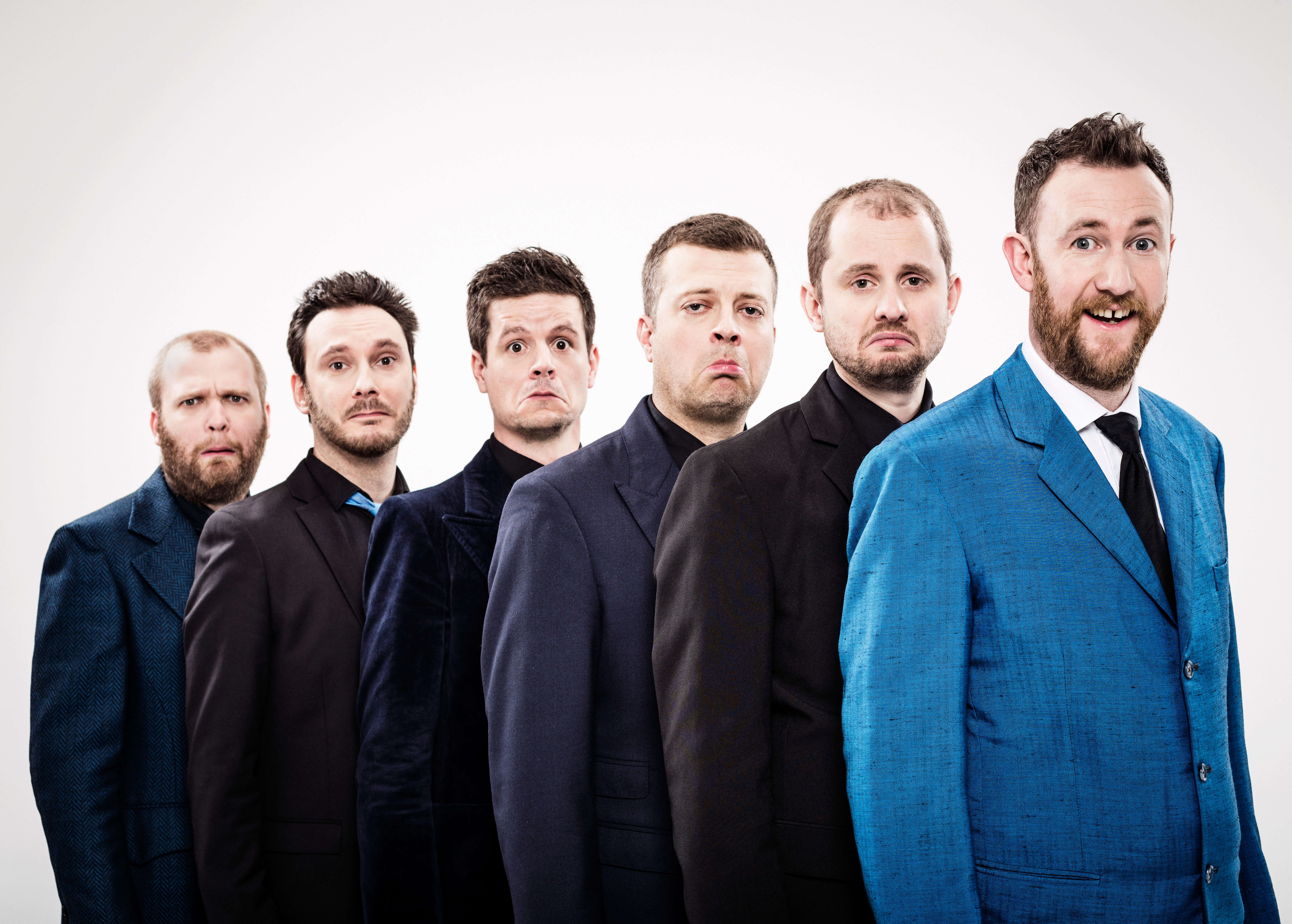 Horne Section to bring music and mirth to Dudley