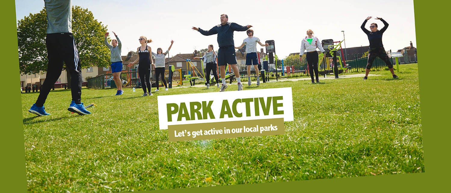 Free park exercise classes go from strength to strength