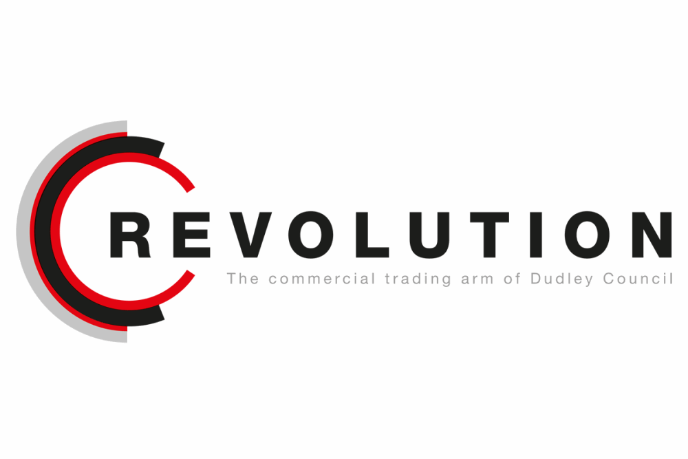 Revolution for Schools logo