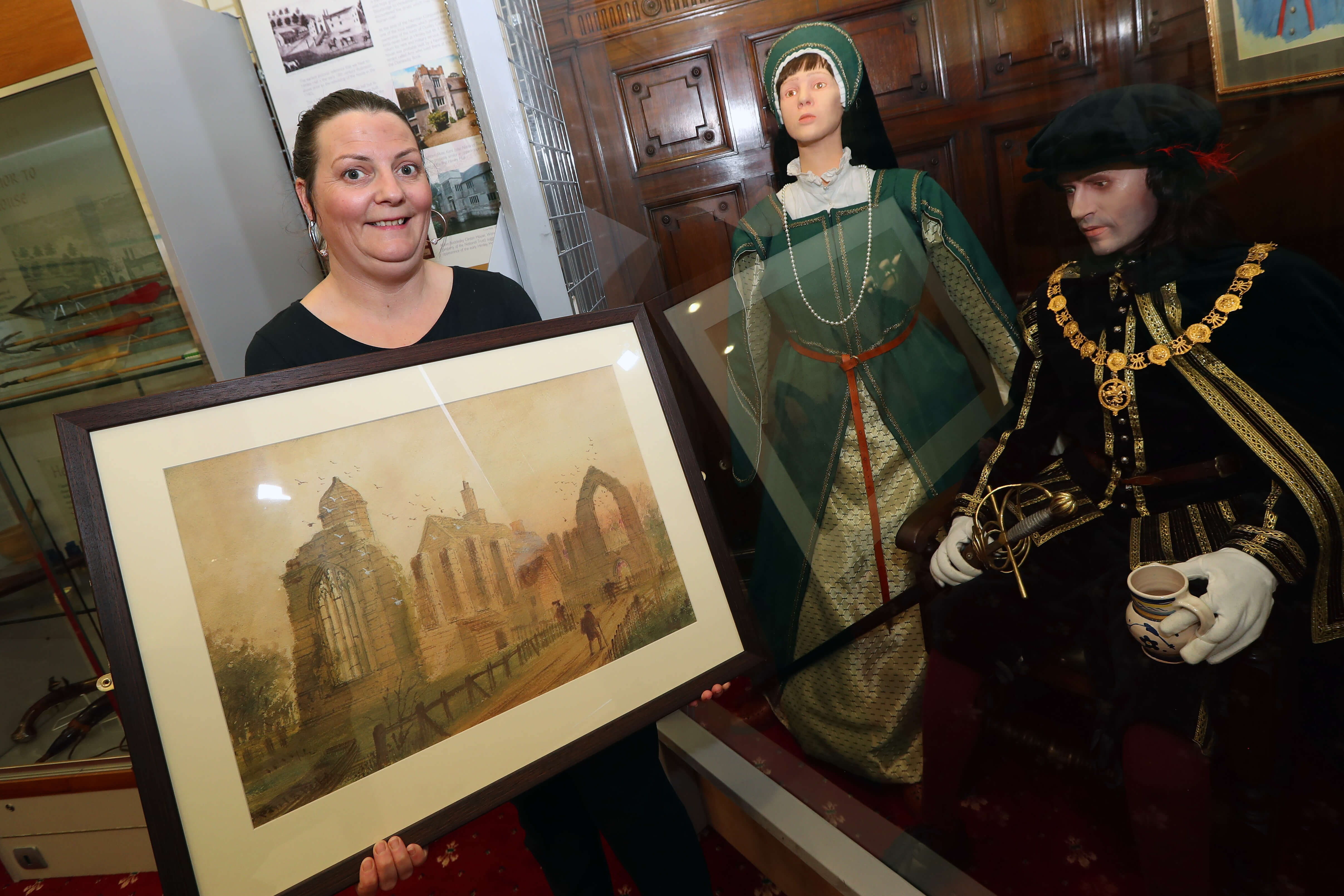 New exhibition opens at Himley