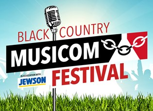 Musicom in association with Jewson