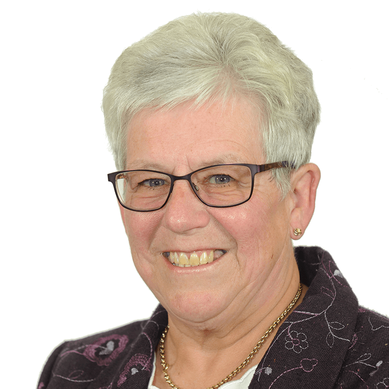 Cllr Sue Ridney