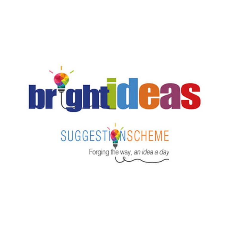Bright ideas Suggestion Scheme