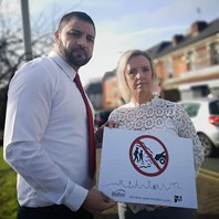 Air pollution problem close to home for council leader