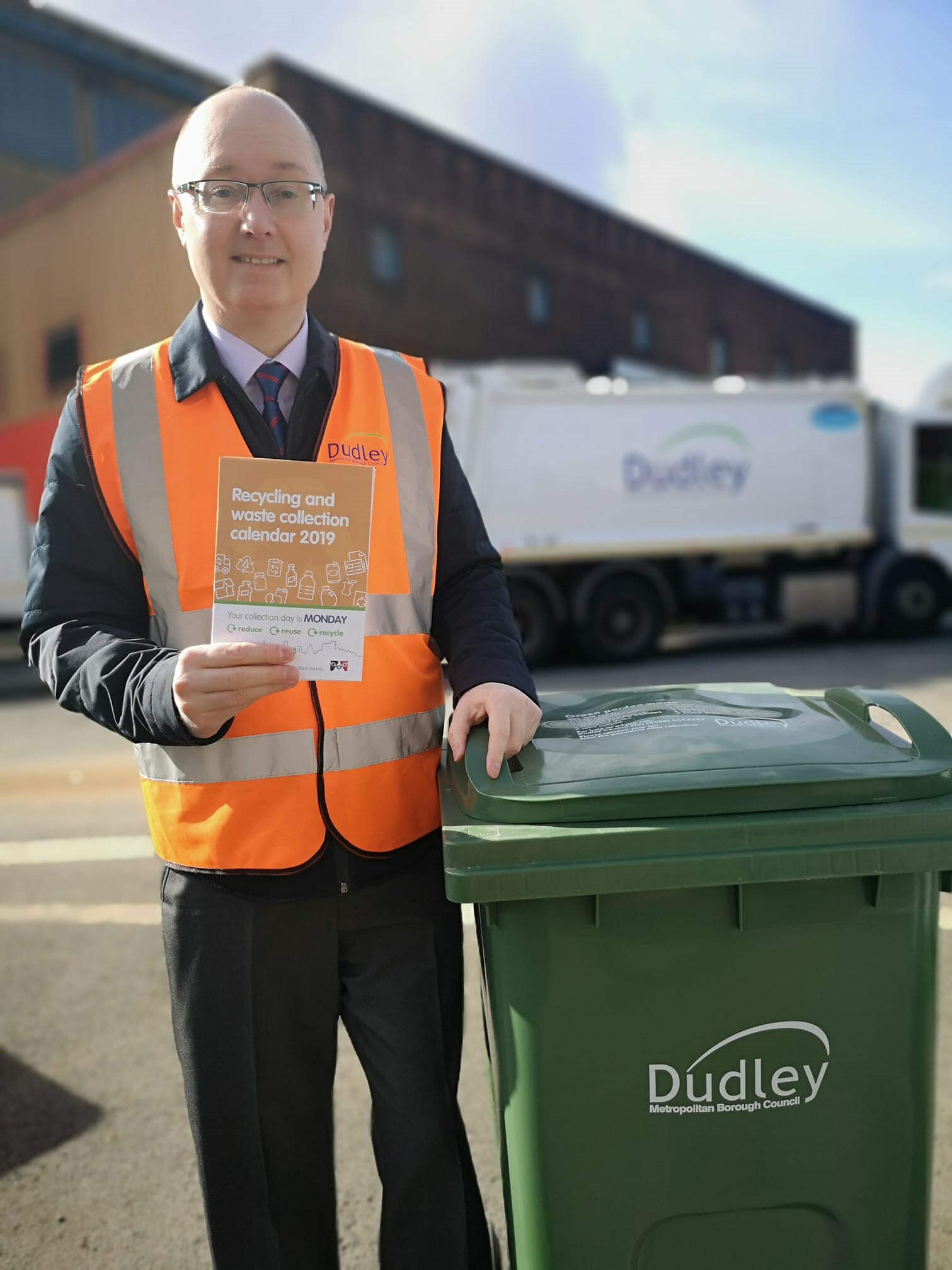 Green bin collections restarting across borough