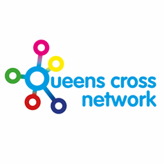 Queens Cross Network Logo