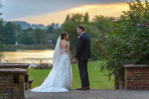 Himley happy couple, Mike Browne Photography