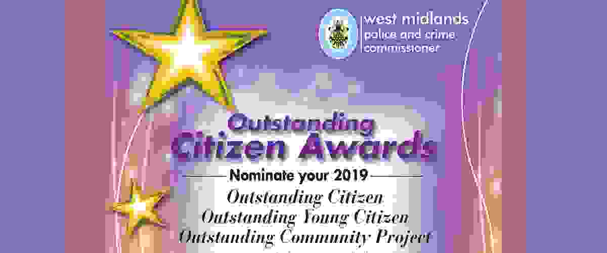 Oustanding Citizens Award