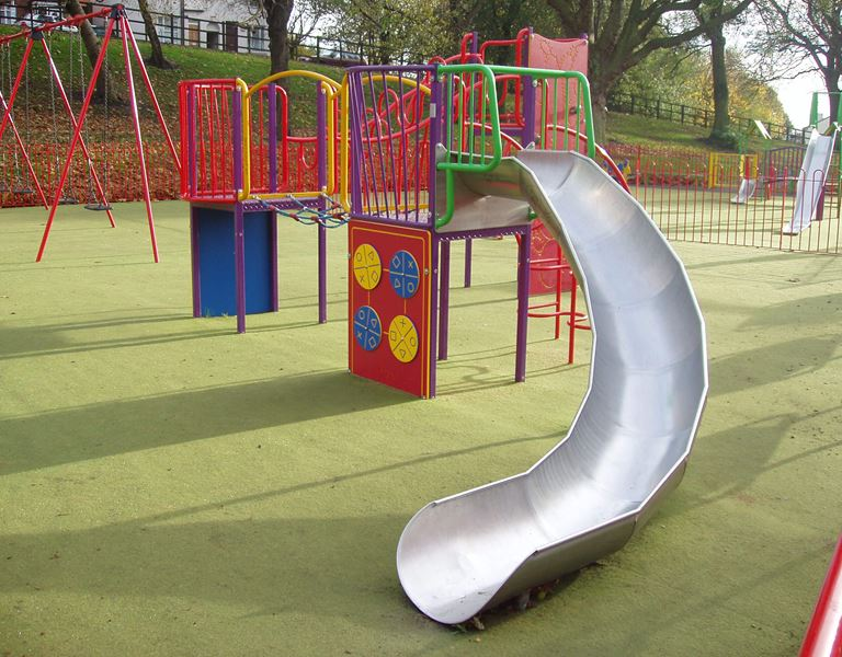 Photo of Grange Park play area