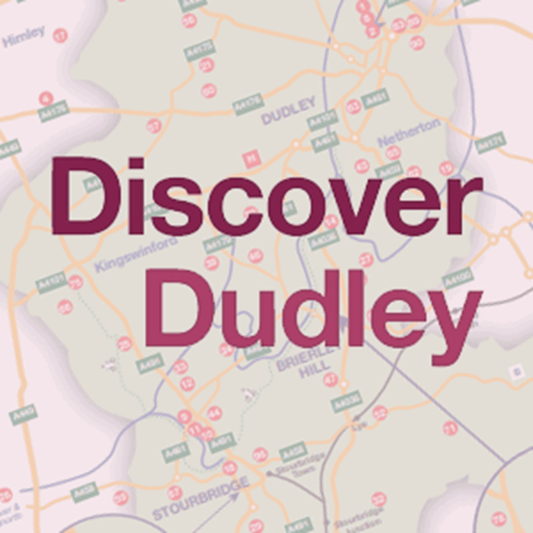 Discover Dudley Event Default Logo