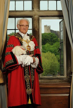 Councillor Alan Taylor, Mayor of Dudley