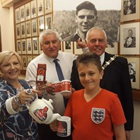 New tea launched in honour of Duncan