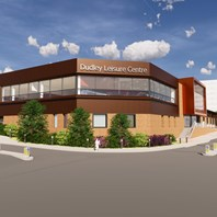 Leisure centre planning application is submitted