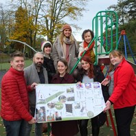 Zipwire and trampoline part of £50,000 park improvements