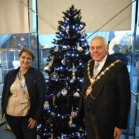 Christmas Tree Festival at the Cone 2019