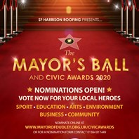 Nominations open for Mayor's Civic Awards