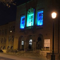 Buildings to go blue and green for NHS 72nd anniversary celebration