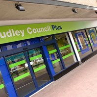 Dudley Council Plus closed – but only a phone call away