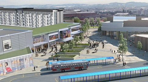 New images of Dudley development revealed