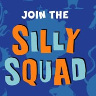 Libraries Silly Squad summer reading challenge