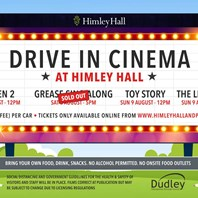 Frozen 2 added to Himley drive-in – as Grease sells out like lightning