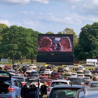 More than 1,000 cars drive in for Himley film fest