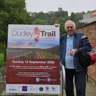 Mayor joins in annual walking event