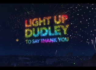 Light up Dudley