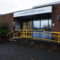 Halesowen Leisure Centre pool closed