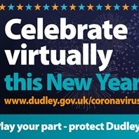 Residents urged to celebrate New Year virtually