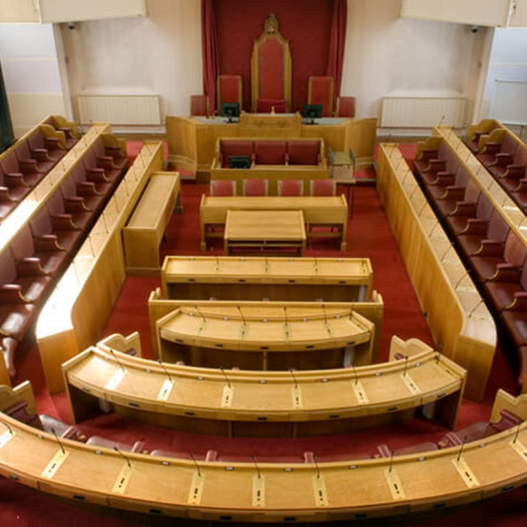 Dudley Council Chamber