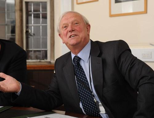 Councillor Ian Kettle