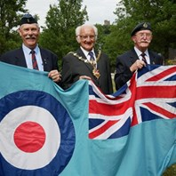 Battle of Britain heroes to be honoured this weekend