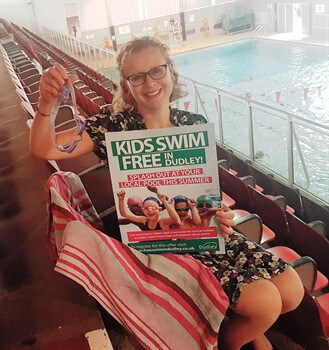 Free summer swimming launch