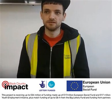 Black Country Impact participant