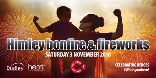 Image of poster for bonfire 2018
