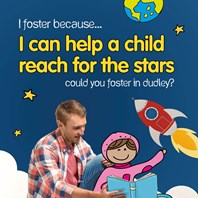 Help a child reach for the stars