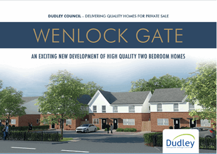 artist impression of Wenlock Gate