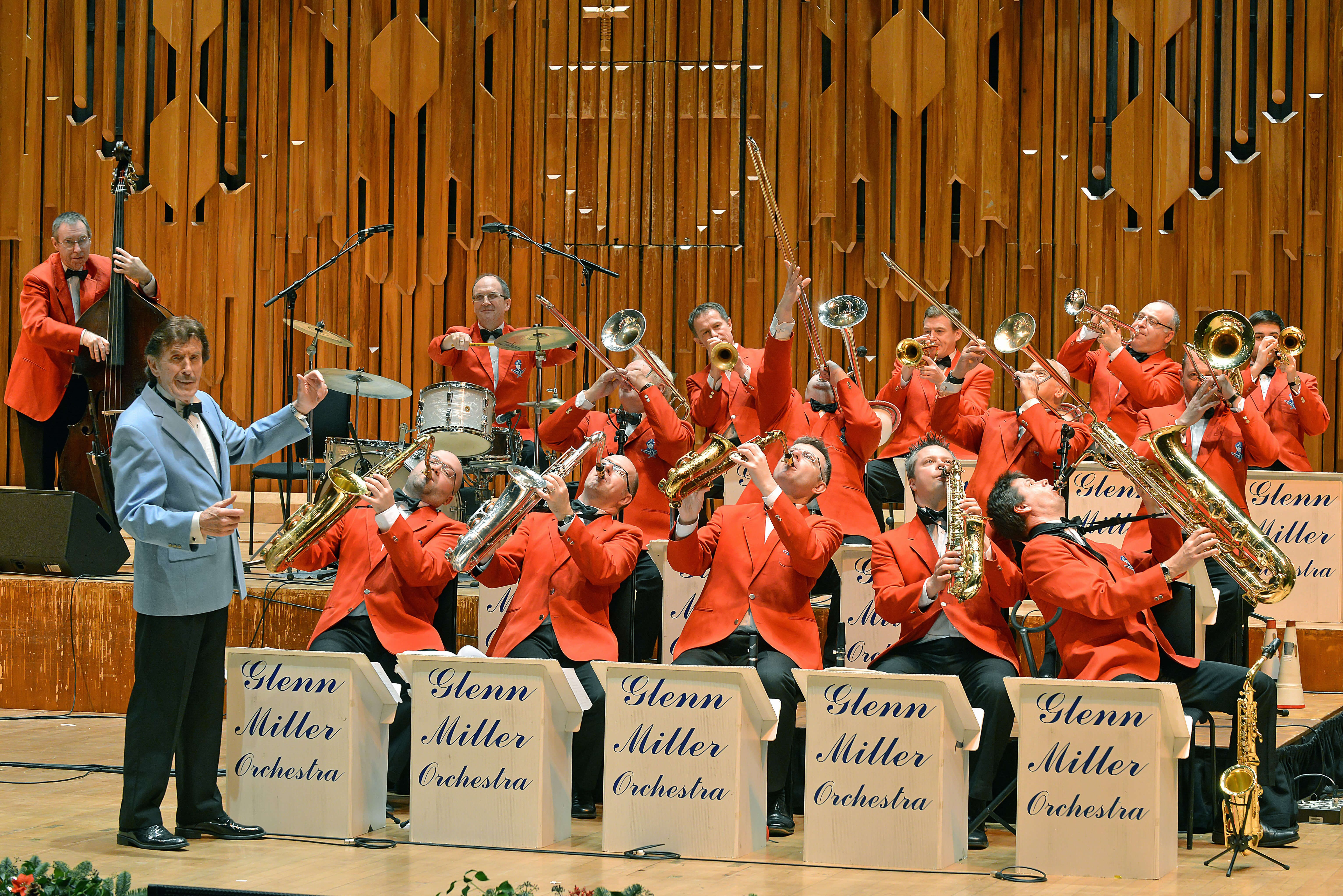 Spend Sunday afternoon with the Glenn Miller Orchestra