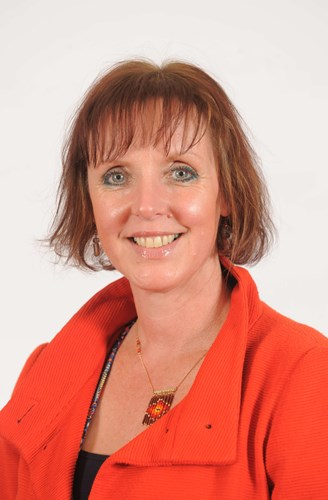 A picture of Councillor Cathy Bayton, cabinet member for health and adult social care
