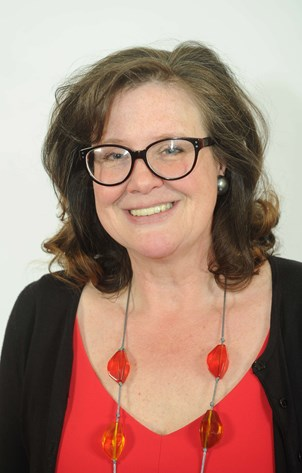 A photo of Councillor Gaye Partridge, cabinet member for housing