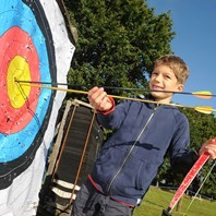 Enjoy adventures at Astley Burf this summer