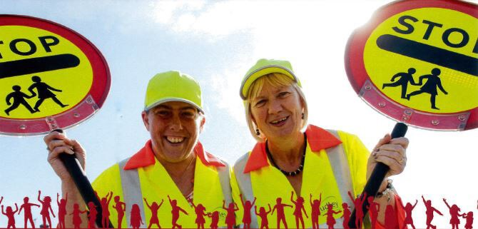 Now recruiting for school crossing patrols - we want you