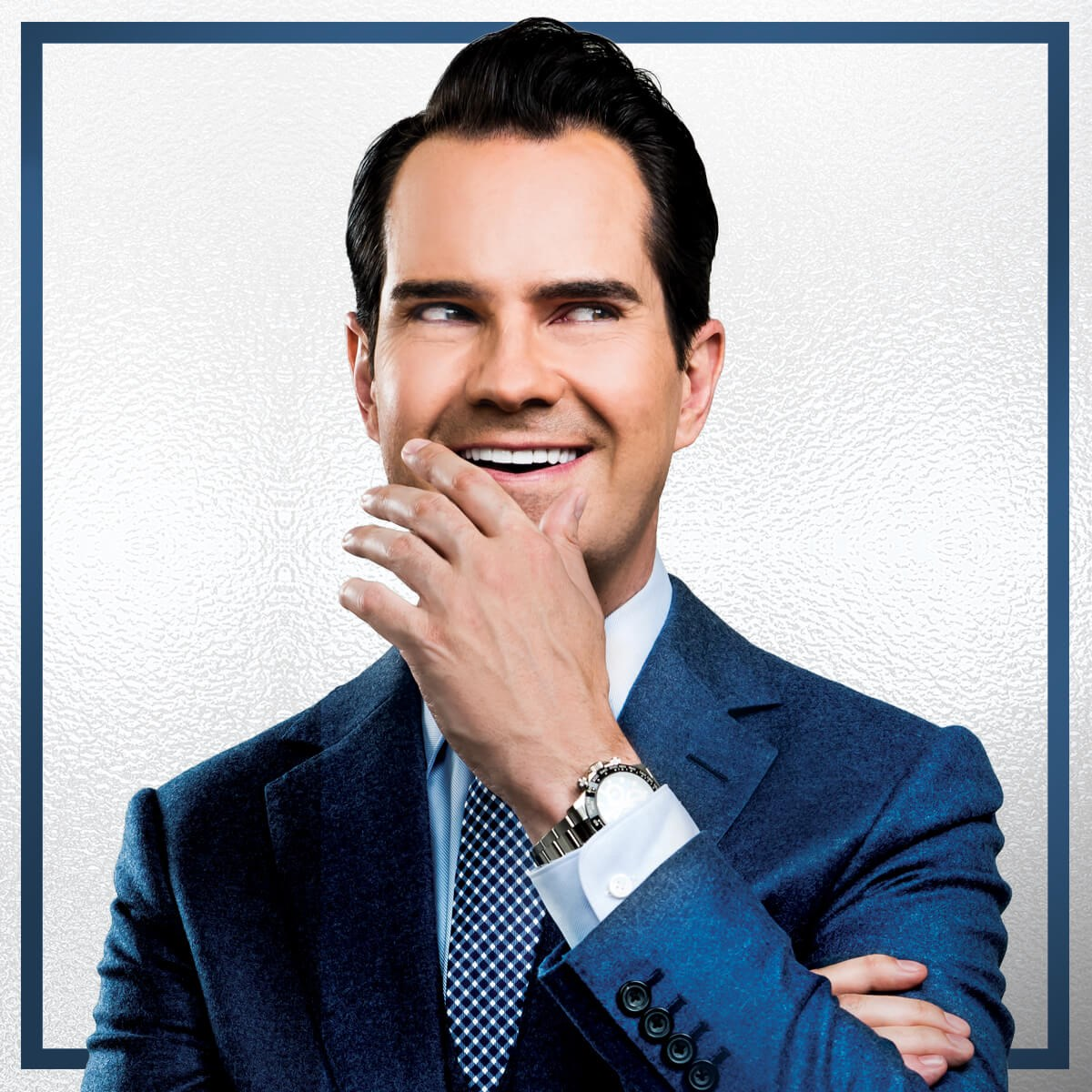 Jimmy Carr to bring new tour show to Dudley