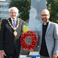 Special tribute for 100th anniversary of WW1