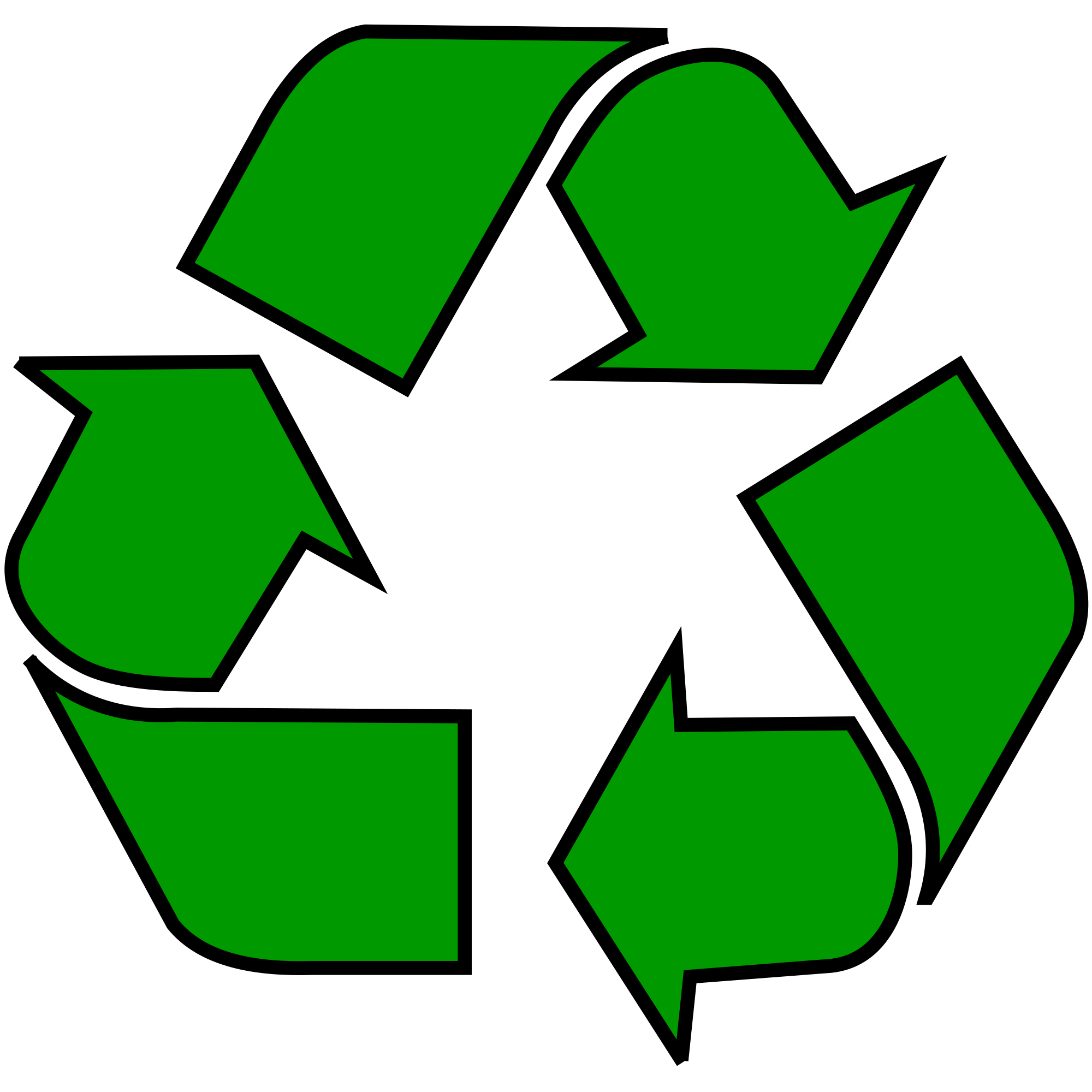 Recycle on the go in Dudley borough