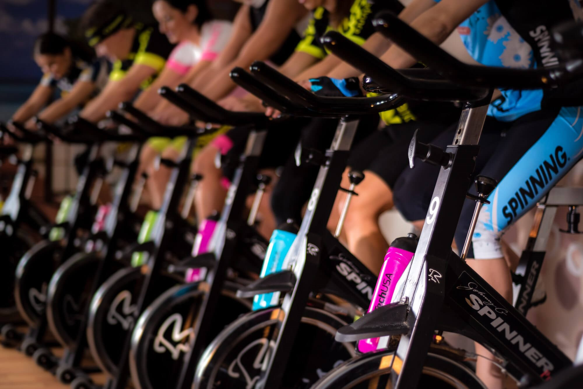Spin your way to fitness at Dudley Leisure Centre