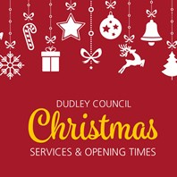 Christmas opening times at council
