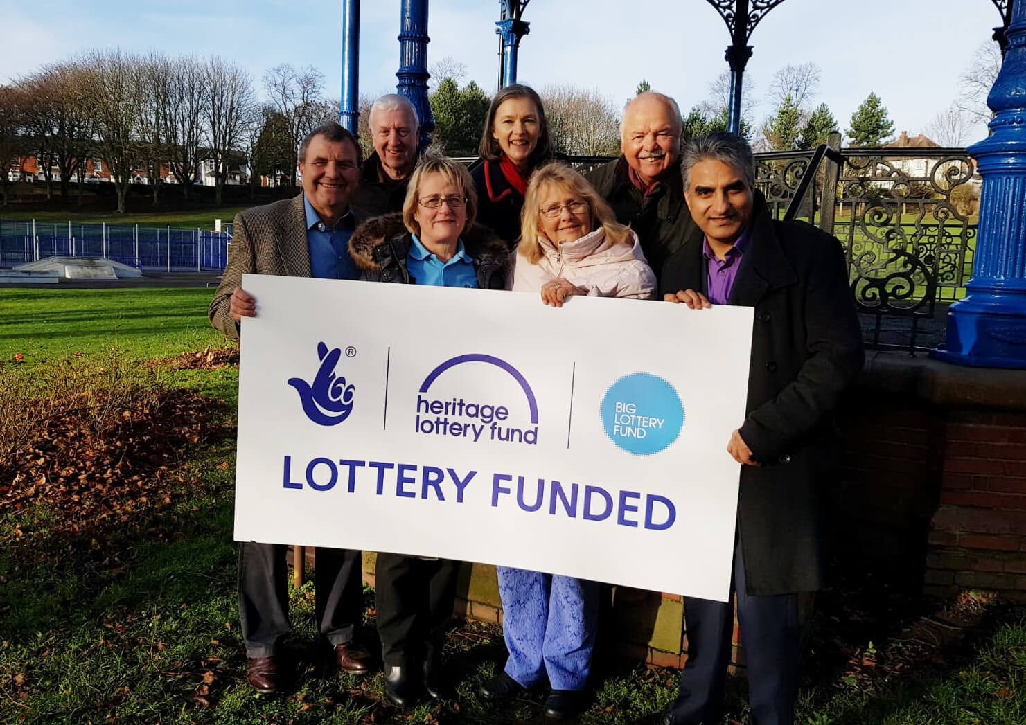Stevens Park in line for National Lottery money